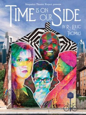 Brandi's latest theatre production was in the world premiere of Time is on Our Side, by R. Eric Thomas, a story of Philadelph