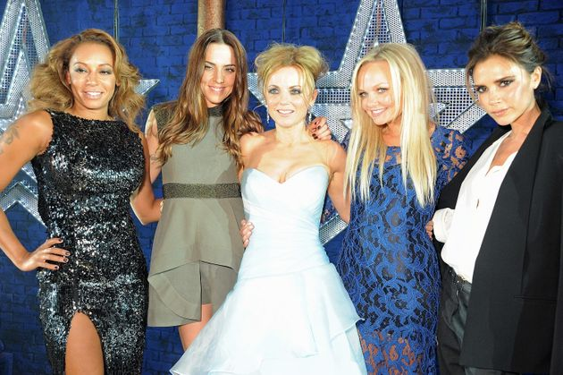 The launch of musical 'Viva Forever' was the last time all five Spice Girls appeared together