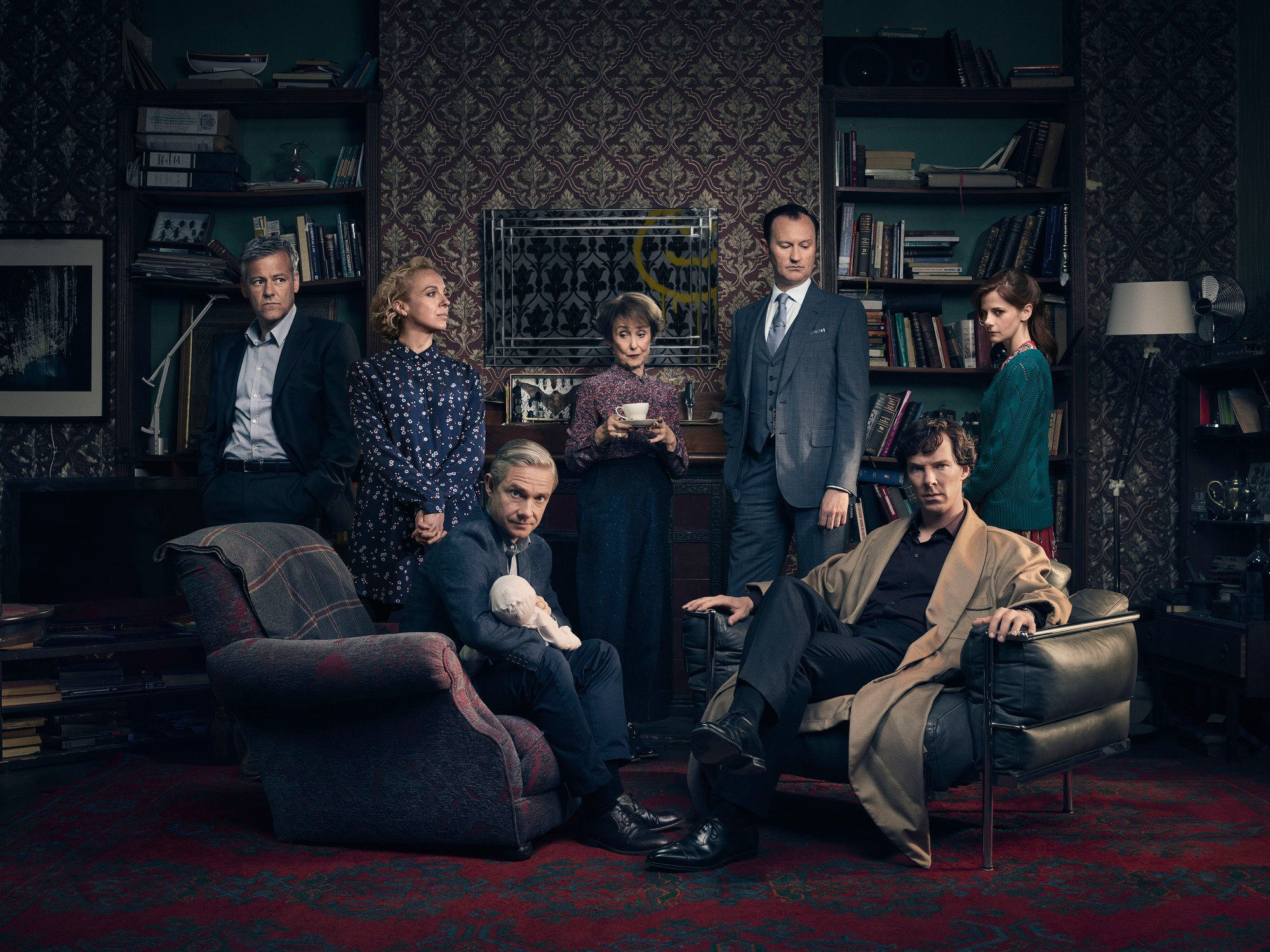 'Sherlock' comes to an end