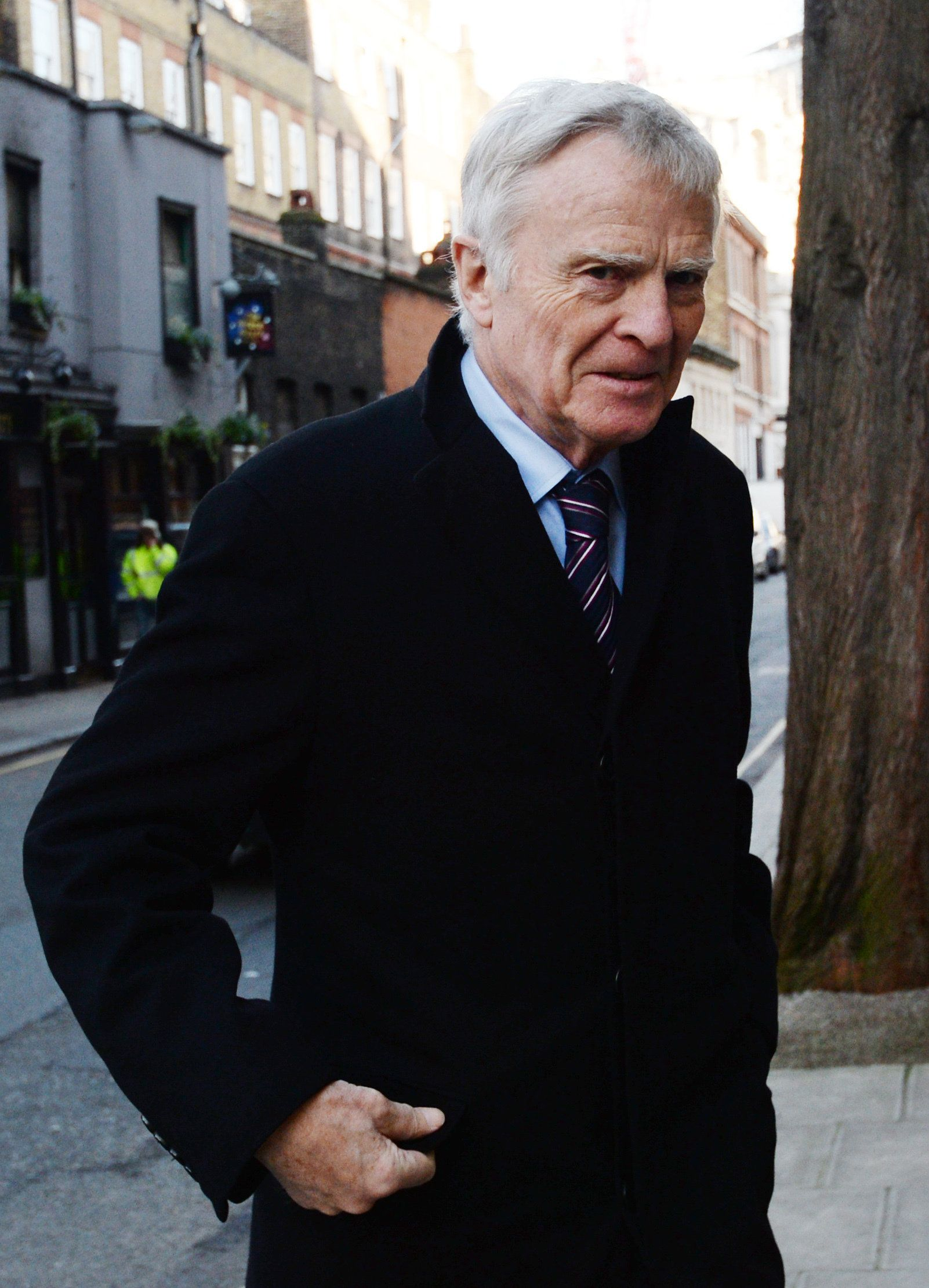 Max Mosley denied money to fund press regulator Impress was put together by his father and 1930s fascist...