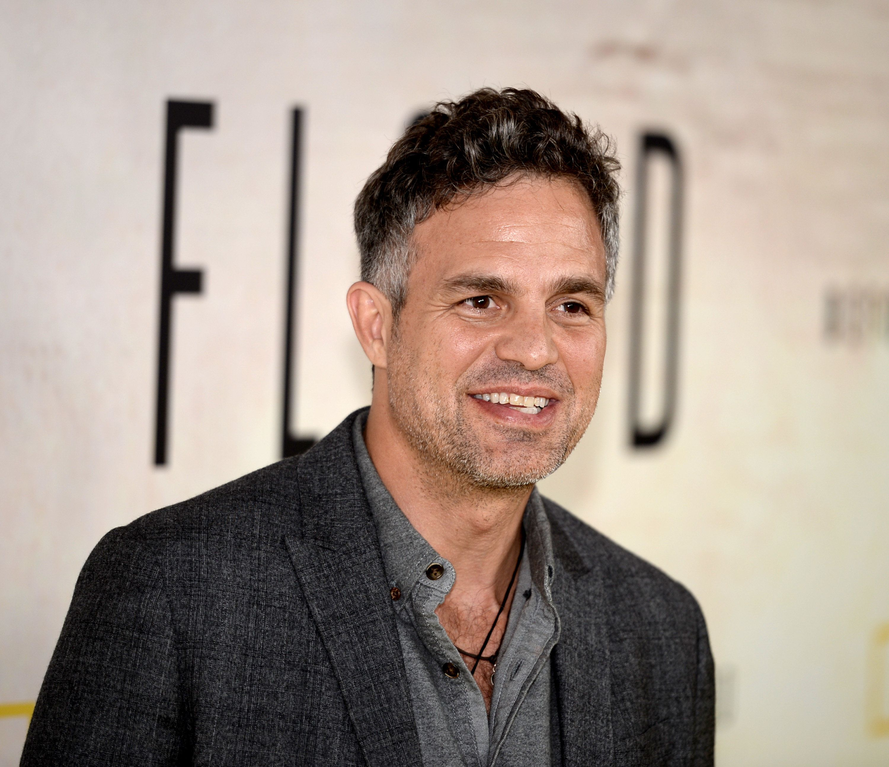 NEW YORK, NY - OCTOBER 20: Mark Ruffalo attends the 'Before The Flood' New York premiere at United Nations Headquarters on October 20, 2016 in New York City.  (Photo by Andrew Toth/WireImage)