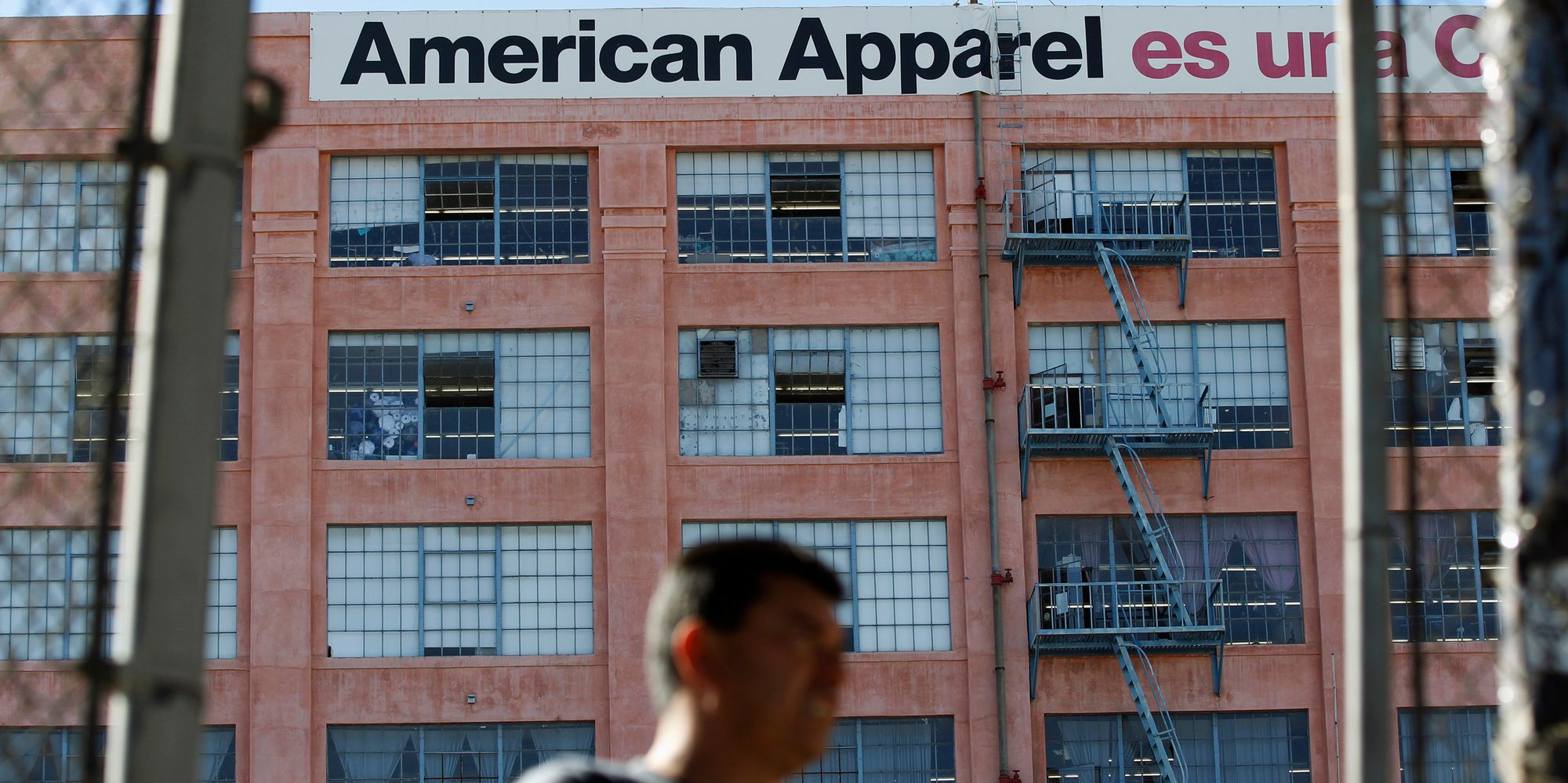American Apparel Stores To Close After Canadian Purchase