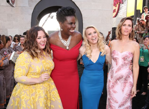 One Photo Shows Why We Needed An All-Female 'Ghostbusters'