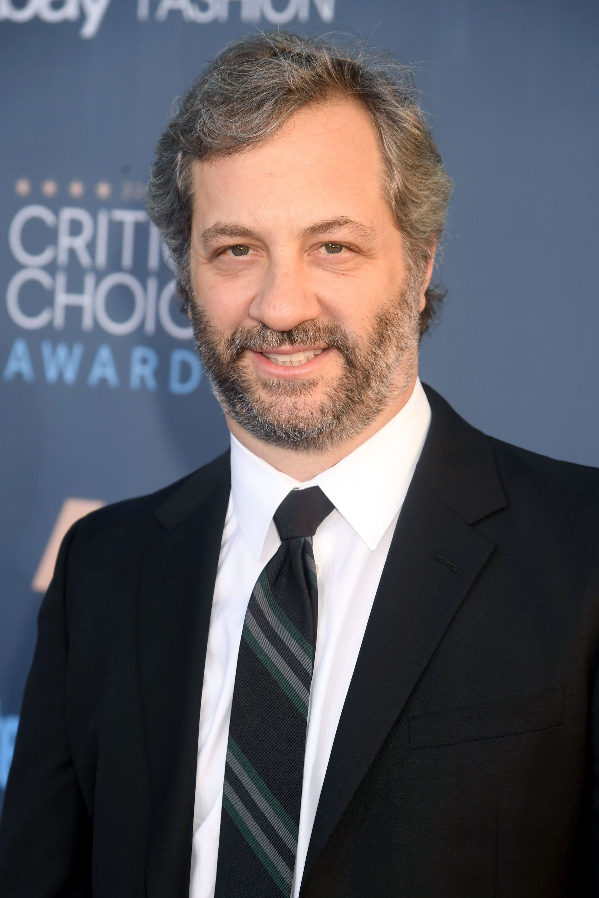 SANTA MONICA, CA - DECEMBER 11:  Producer Judd Apatow attends The 22nd Annual Critics' Choice Awards at Barker Hangar on December 11, 2016 in Santa Monica, California.  (Photo by Jeff Kravitz/FilmMagic)