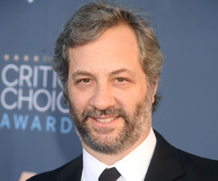 Judd Apatow opened up about Donald Trump in a new interview with The New York Times.