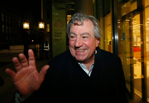 Terry Jones Of 'Monty Python' Diagnosed With Dementia At