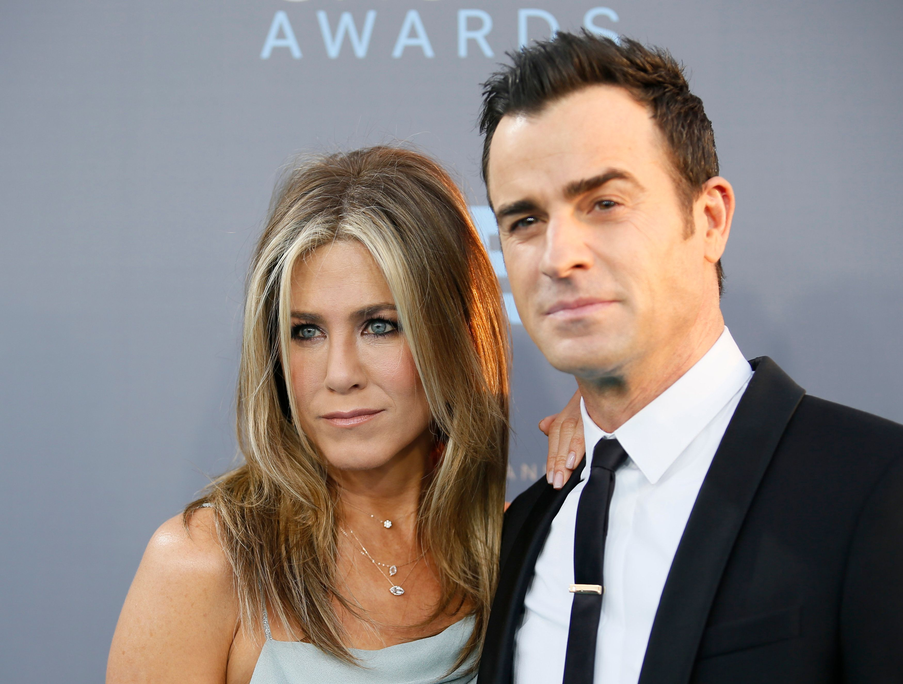 Justin Theroux Thinks Including Jennifer Aniston In Brangelina News Is