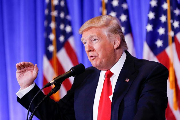 Trump Says Merkel Made A 'Catastrophic Mistake' With Refugee