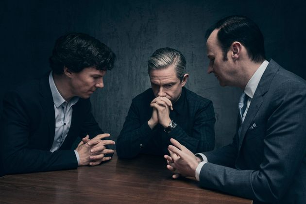 Sherlock, Watson and Mycroft were faced with a challenge beyond even their remarkable
