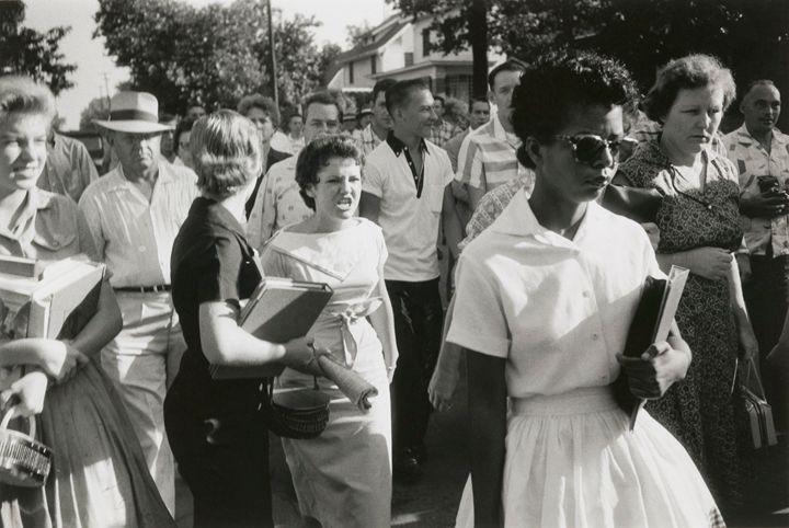 Central High School, Little Rock, Arkansas, 1957