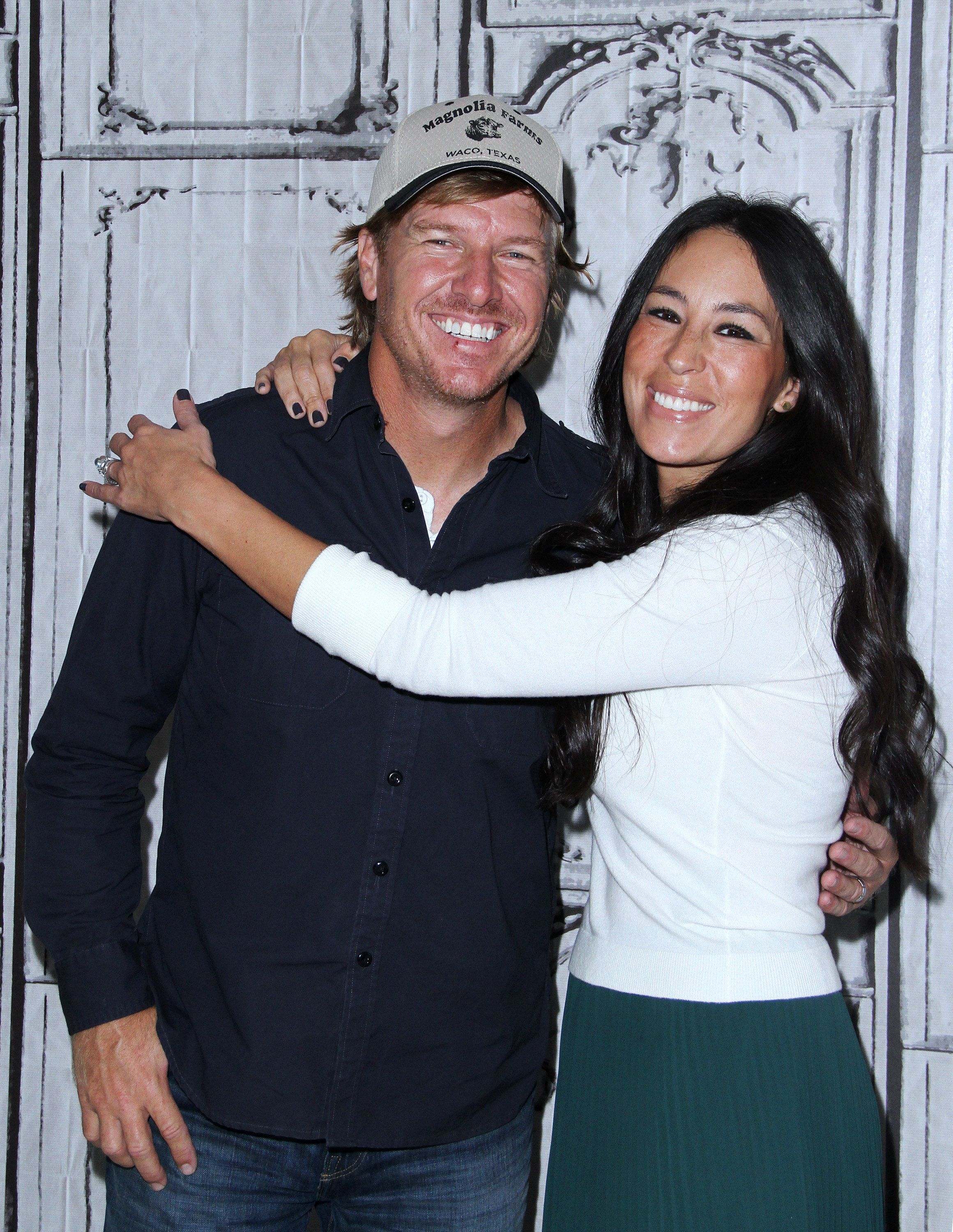 NEW YORK, NY - OCTOBER 19:  Chip Gaines and Joanna Gaines appear to promote 'The Magnolia Story' during the AOL BUILD Series at AOL HQ on October 19, 2016 in New York City.  (Photo by Donna Ward/Getty Images)