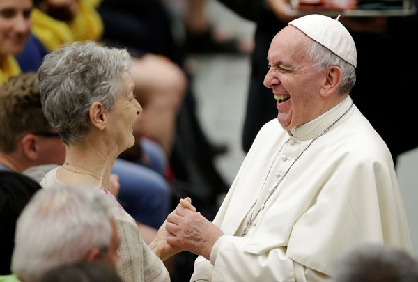 "Francis has called for a greater role for women in the governance of the church, repeatedly <a href=""http://time.com/3822482/"