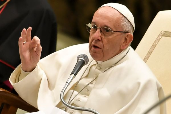 "Francis famously uttered ""<a href=""https://www.huffpost.com/entry/pope-francis-gays_n_3669635"">Who am I to judge</a>?"" when a"