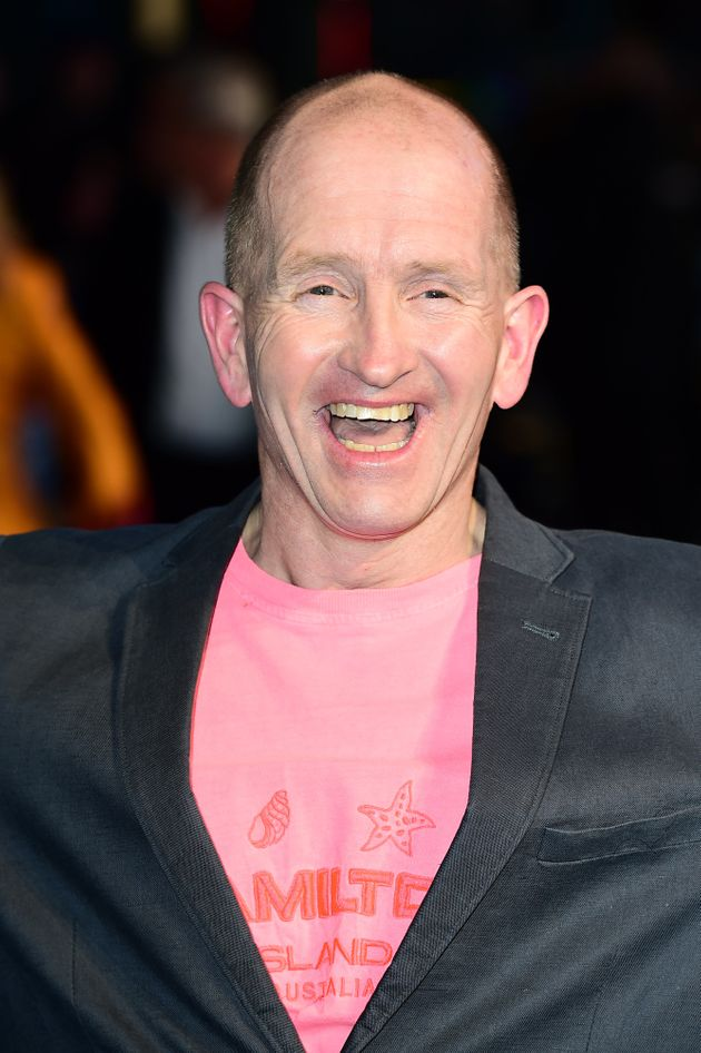 Eddie The Eagle has been axed from 'The