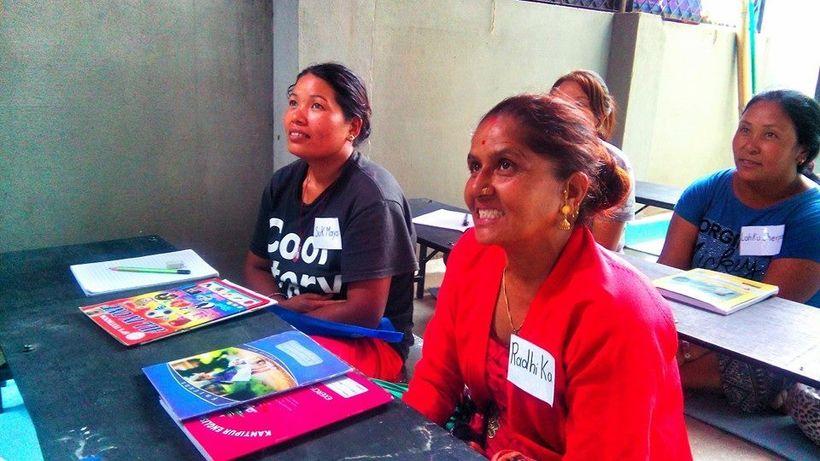 "Women Empowerment project "" Innovative Social Centre"""
