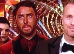 Hughie From 'Big Brother' Had An Epic Tanning Fail On The Irish Version Of 'Strictly'