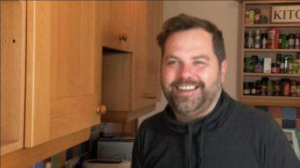Rory Nicoll became the first contestant to be axed from 'Come Dine With Me' in the show's