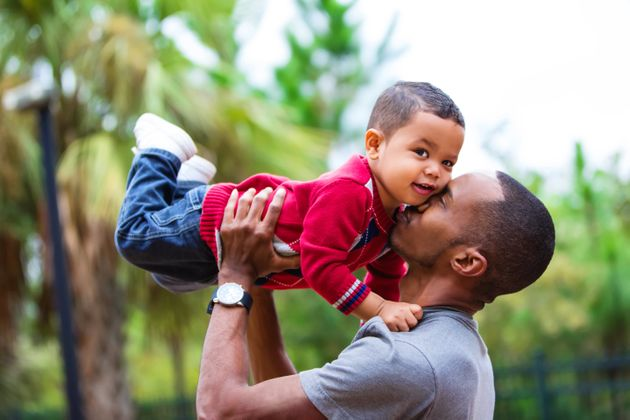 More Than A Third Of Working Dads Would Take A Pay Cut To Spend More Time With Their