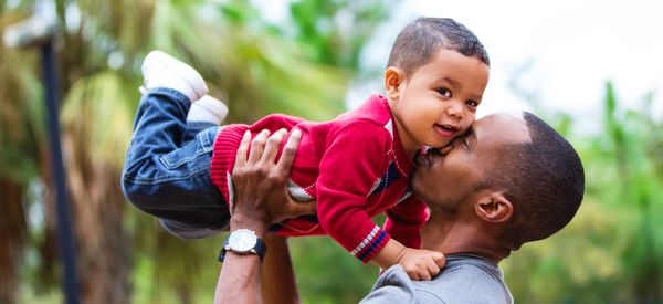 More Than A Third Of Working Dads Would Take A Pay Cut To Spend More Time With Their Kids