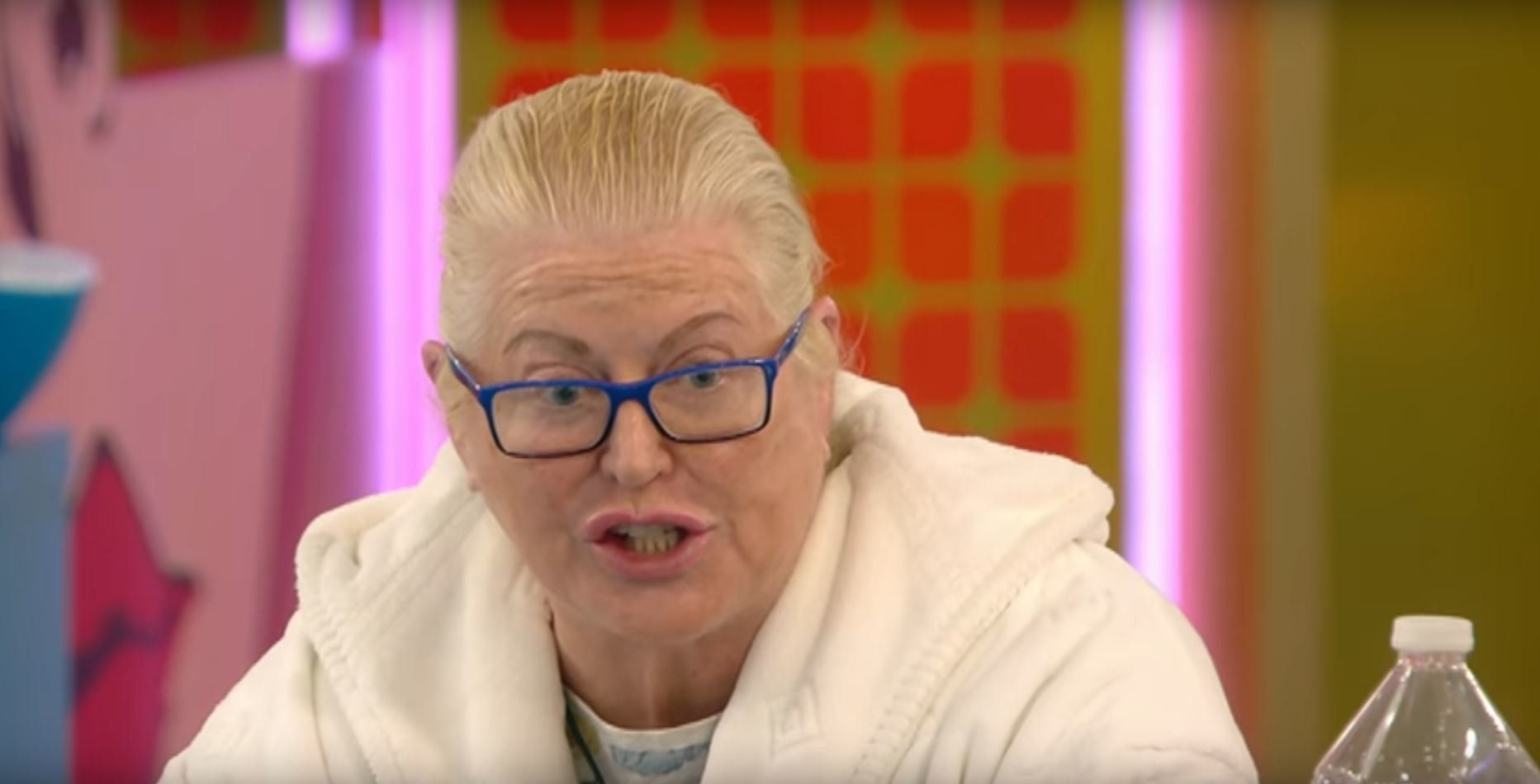 Kim Woodburn And James Jordan Clash In Furious 'Celebrity Big Brother'