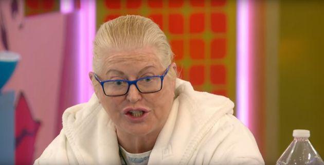 'Celebrity Big Brother': Kim Woodburn And James Jordan Clash In Furious