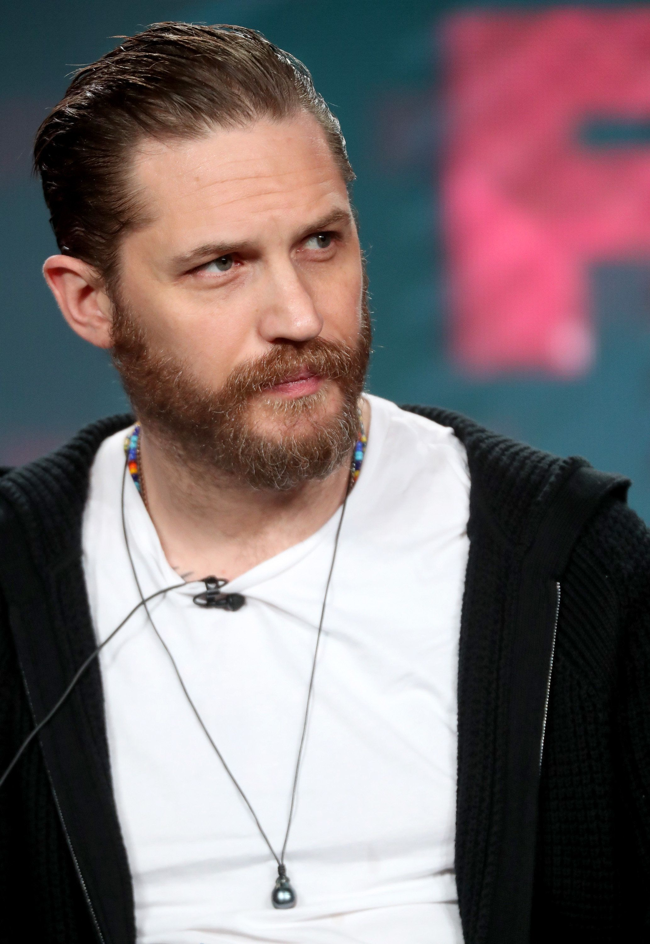 Tom Hardy Is Doing Nothing To Silence Those 'James Bond'
