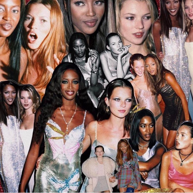 Naomi Campbell Shares Heartfelt Tribute To Kate Moss On Her 43rd