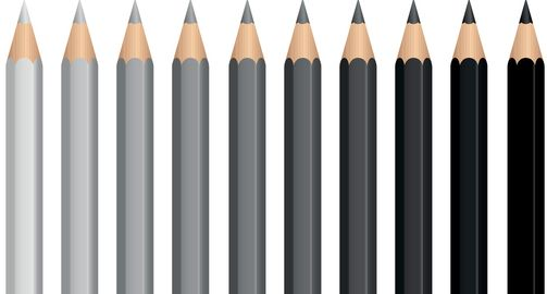 Gray may be boring but it can lead to communication breakthroughs.