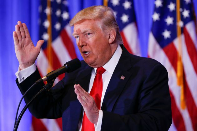 Donald Trump A 'White Knight' Coming To Rescue 'Damsel In Distress' Theresa May, Says Possible US Ambassador...