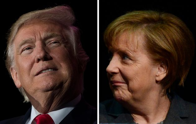 Chancellor Angela Merkel made a 'catastrophic mistake' in letting migrants flood into Germany, US President-elect...