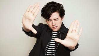 Cole Sprouse from CW's 'Riverdale' poses in the Getty Images Portrait Studio at the 2017 Winter Television Critics Association press tour at the Langham Hotel on January 8, 2017 in Pasadena, California. (Photo by Maarten de Boer/Getty Images Portrait)