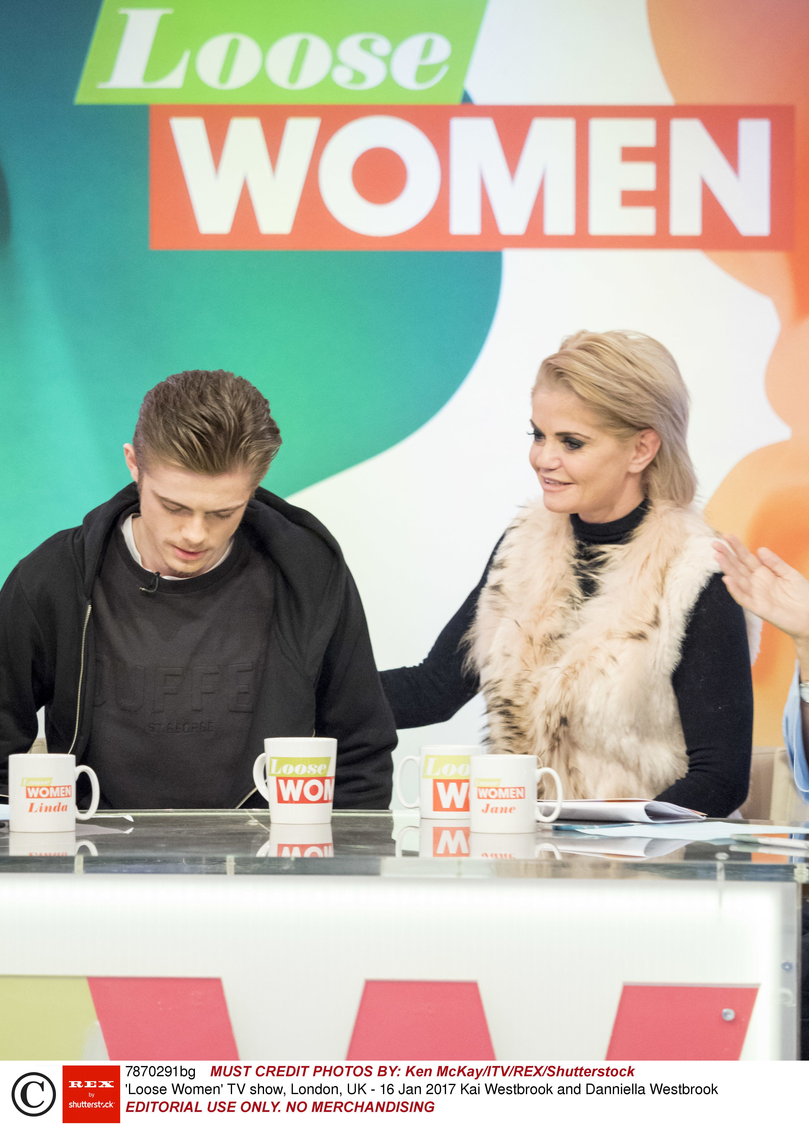 'Loose Women' Bosses Forced To Censor Danniella Westbrook's