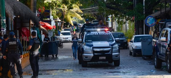 At Least Five Dead In Shooting At Mexico Music Festival