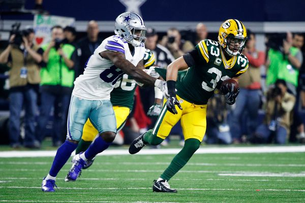 Hyde has been a revelation for a severely banged-up Packers secondary, turning into a valuable Swiss army knife for defensive