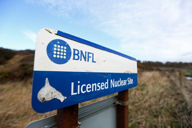 The Sellafield site in