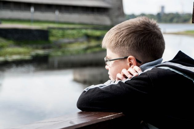 A third of secondary school children isolate themselves because of low body