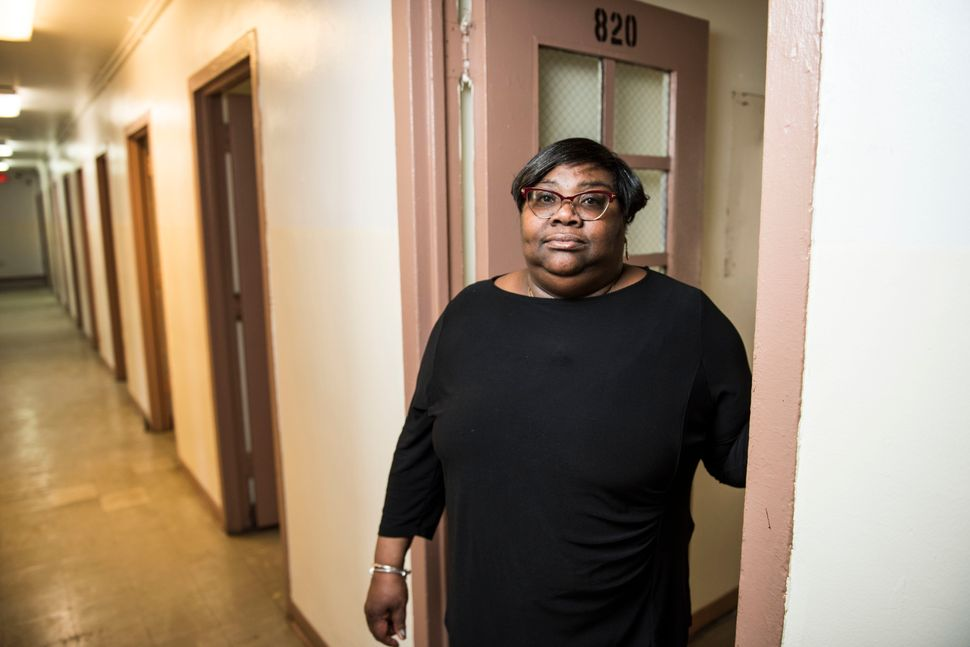 Rusti Miller-Hill was incarcerated inside Bayview Correctional Facility in 1992. Now, she is helping to envision the future o