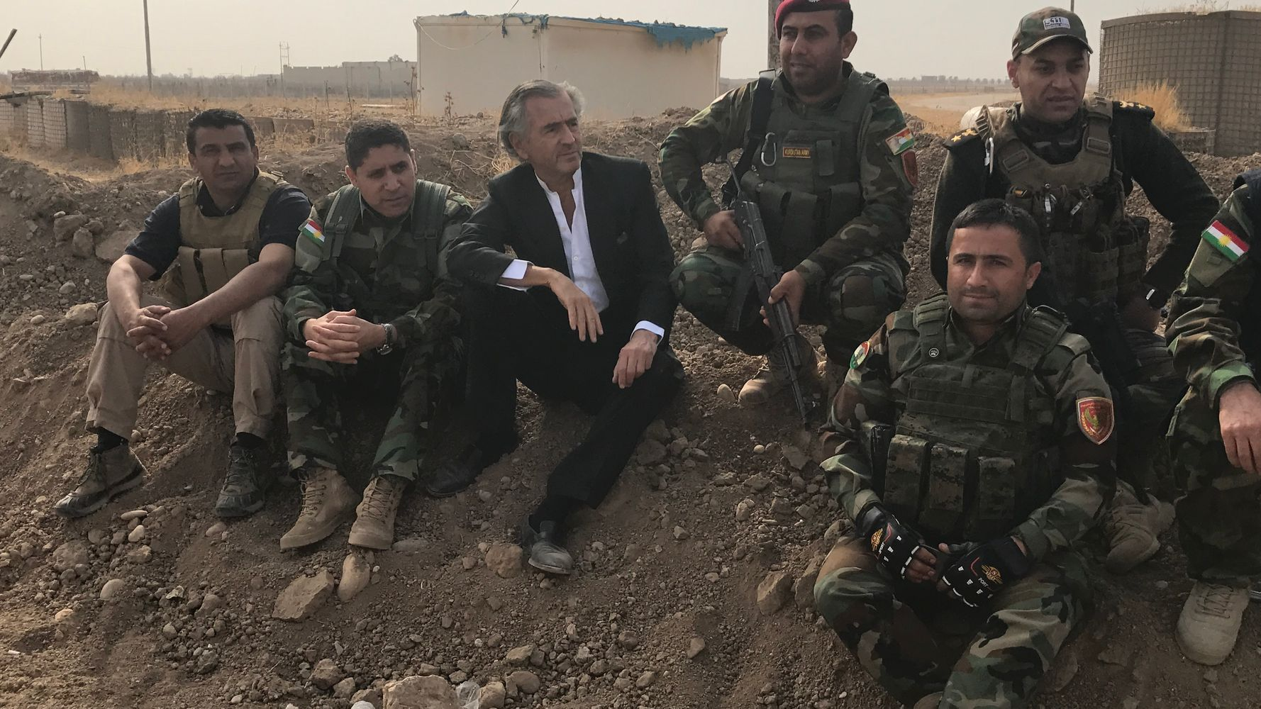 Come With Me On An Adventure With The Kurds Fighting ISIS | HuffPost