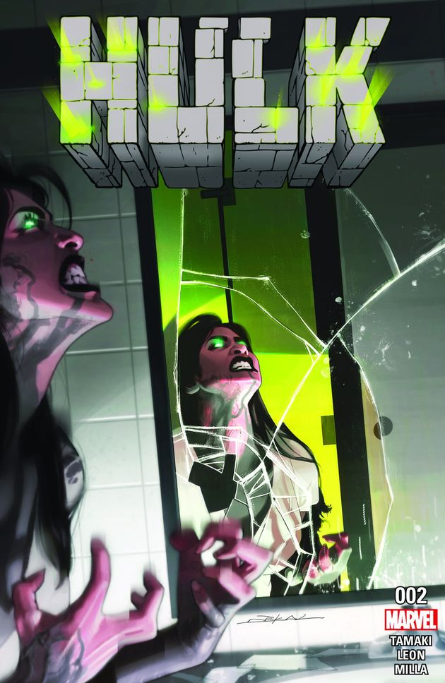 Marvel's New She-Hulk Is Smashing Stereotypes About