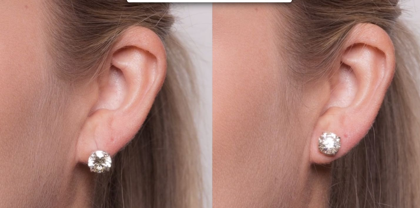 Levears claim to lift your earrings instantly with its patented design