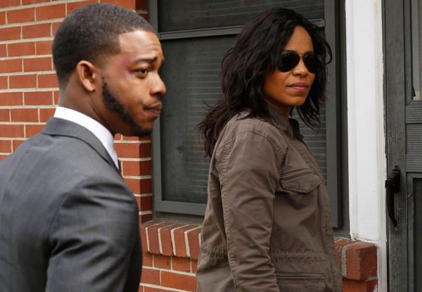 "Sanaa Lathan stars in this 10-part series that takes an ""explosive look at the criminal justice system,"" according to Fo"