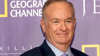 NEW YORK, NY - MARCH 23:  'Killing Jesus' book author, Bill O'Reilly attends the red carpet event and world premiere of National Geographic Channel's 'Killing Jesus' at Alice Tully Hall on March 23, 2015 in New York City.  (Photo by Paul Zimmerman/WireImage)