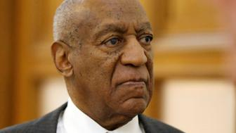 Bill Cosby departs the Montgomery County Courthouse after a preliminary hearing in Norristown, Pennsylvania, U.S. May 24, 2016.  REUTERS/Matt Rourke/Pool/File Photo