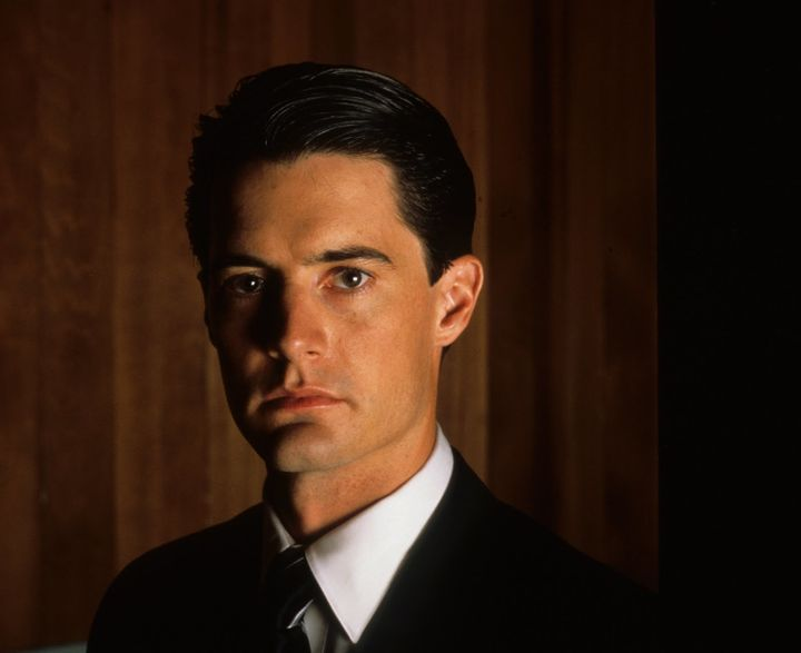 "Agent Dale Cooper from ""Twin Peaks."""