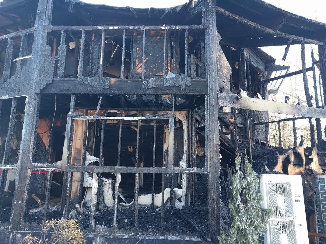 The Islamic Center of Eastside was destroyed by fire early Saturday morning.