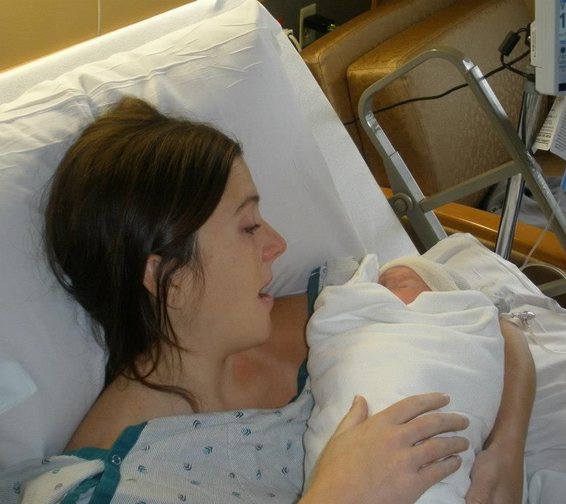 Meeting Kathleen Margaret Moore on Octover 12, 2012. It was love at first sight.