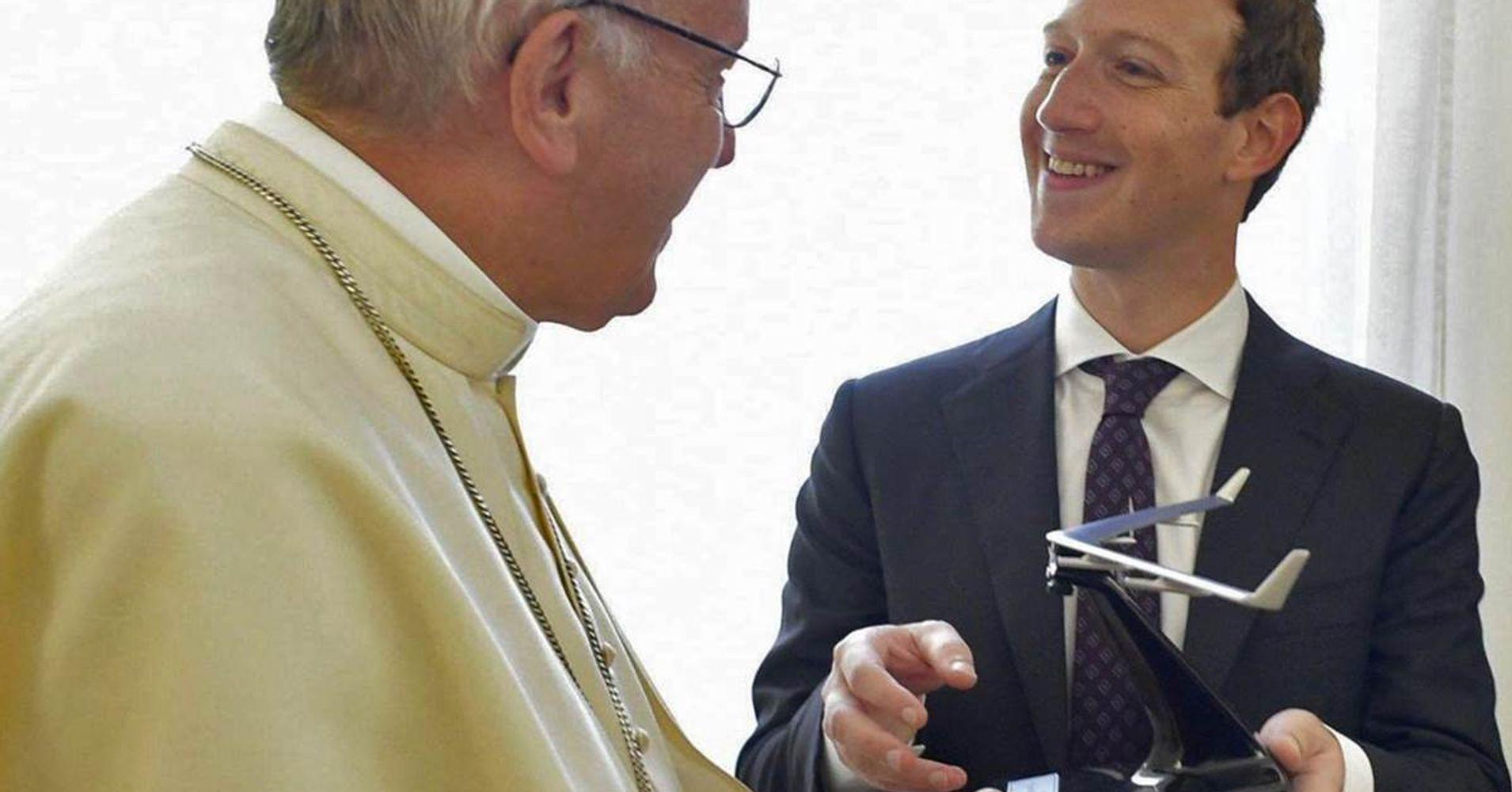 Mark Zuckerberg Update: Status Update: Unpacking Mark Zuckerberg's Religious Turn