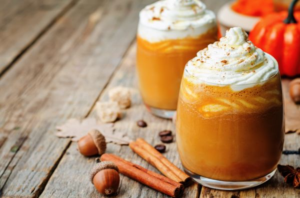 This year, it felt like there were as many things flavored with pumpkin spice as there were things. Everything under the supe