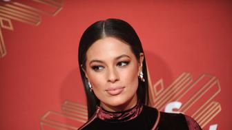 NEW YORK, NY - DECEMBER 02:  Model Ashley Graham attends the 2016 VH1's Divas Holiday: Unsilent Night concert at Kings Theatre on December 2, 2016 in the Brookyn borough of New York City.  (Photo by Gary Gershoff/WireImage)