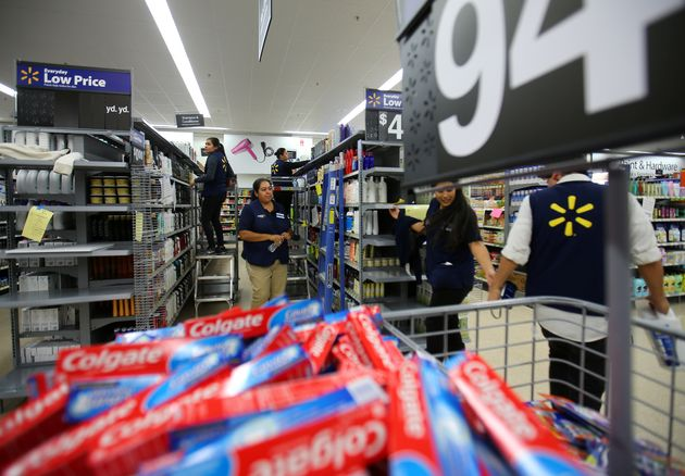 Walmart Is Cutting Back Some Employees' Hours After Raising